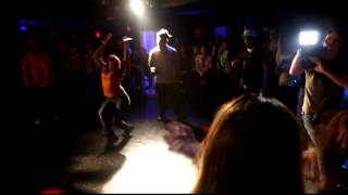 ASIA VS JASMINE CATFIGHT LSS @VOGUE NIGHTS 5/15/2012