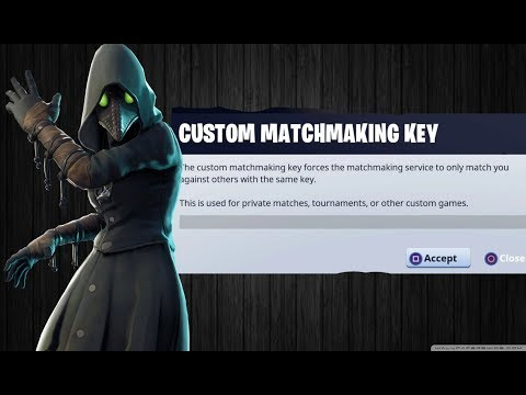 option matchmaking