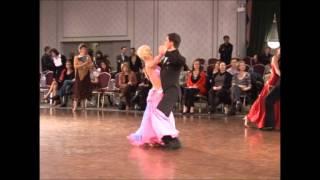 American Tango 2008 Canadian Professional Chions Egor Belashov Maria Golovanevski