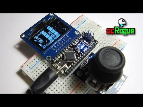 GC_Rogue OLED + Arduino +Joystiсk