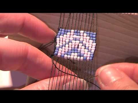 Anleitung – Mit Perlen weben 1