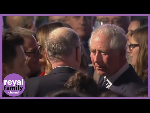 Prince Charles Attends Event At British Embassy In Israel