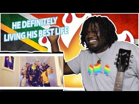 Da L.E.S - Lifestyle feat. Gemini Major (Official Music Video) | REACTION VIDEO