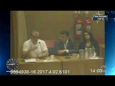 Sérgio Cabral nega ter recebido propina para favorecer empresas | SBT Notícias (08/12/17)