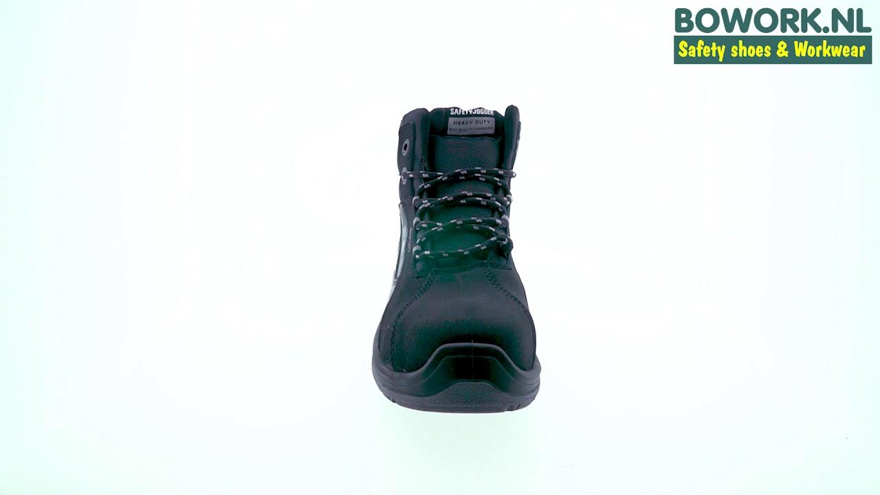 Safety Jogger Werkschoenen.Werkschoenen Safety Jogger Elevate S1p Productfilm Youtube