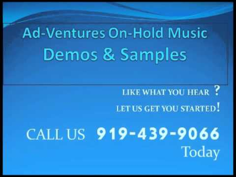 Ad-Ventures Listen to On Hold Music Demos & Samples