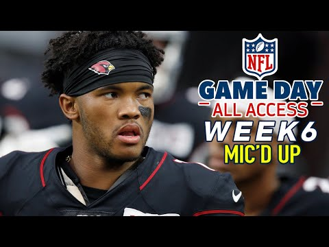 NFL Week 6 Mic'd Up -