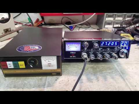 Texas Star DX 667V performance report for Mike in FL - YouTube