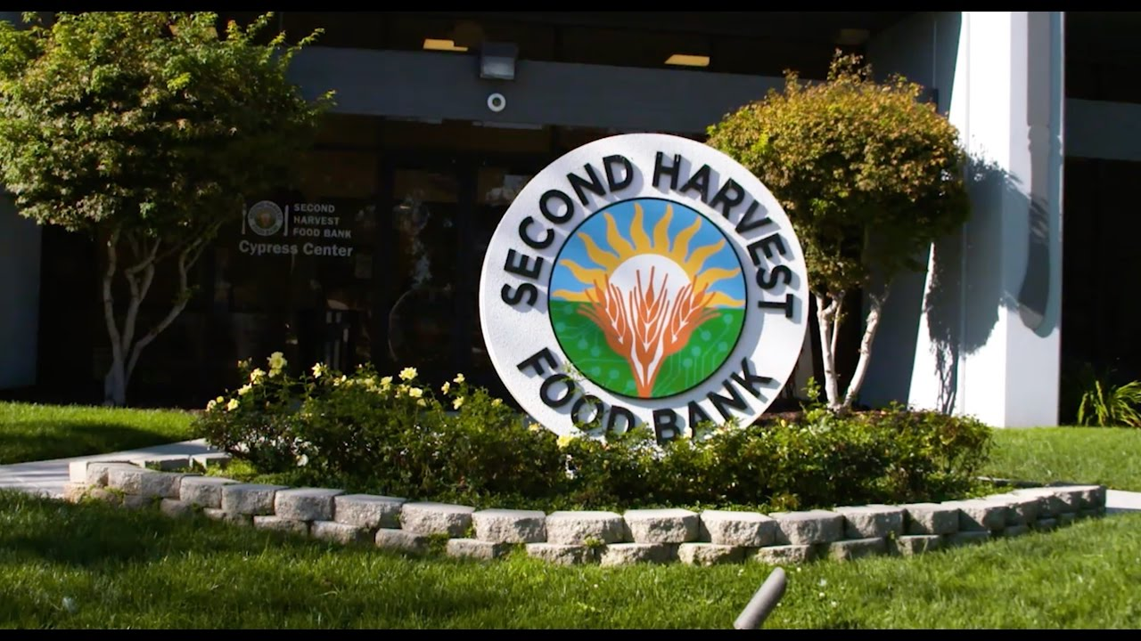 Second Harvest Food Bank Food Sorting