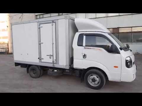 Kia Bongo аналог Hyundai Porter