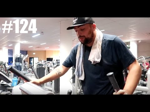 QUCEE IS BACK IN DE GYM - QUCEE VLOG #124