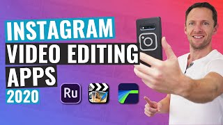 Instagram Video Editing Apps (2020 REVIEW!)