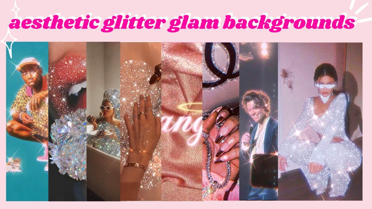 Aesthetic 90s Glitter Glam Wallpapers Background Lock Screens Youtube An expression of gemeli's aesthetic at a lower price point jimmy lee collection. aesthetic 90s glitter glam wallpapers background lock screens