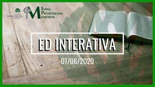 Escola Dominical Interativa: Apocalipse 4:14-22
