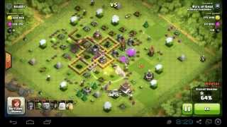 one of the best loots in clash of clans