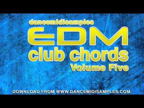EDM Club Chords Vol 5 - MIDI Loop Pack