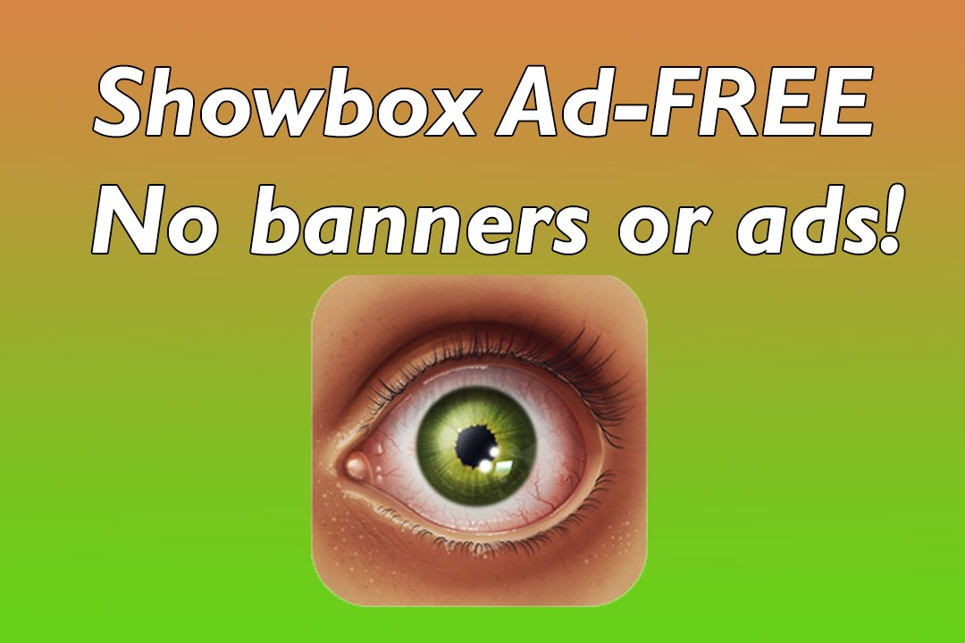showbox ad free for android