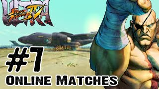 Ultra Street Fighter 4 - Gameplay Multiplayer Part 7 - Nuclear Implosion (Xbox 360, PS3, PC)