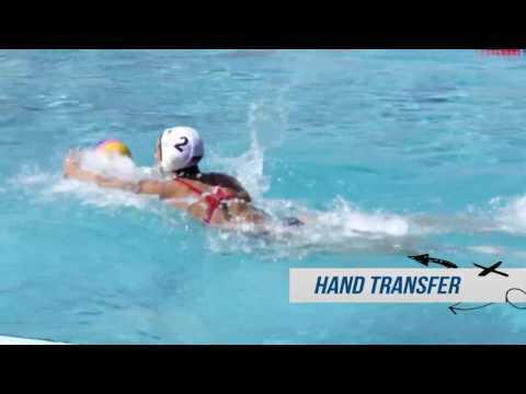 Water Polo: ODP ball handling drills