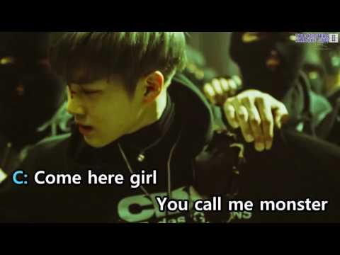 [KTV] EXO - Monster (Instrumental Ver.)