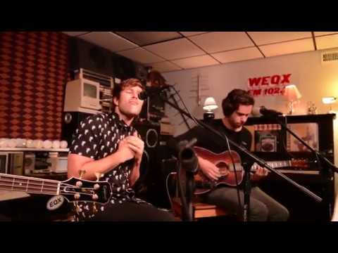 "The Palms ""Push Off"" Live Acoustic at WEQX"