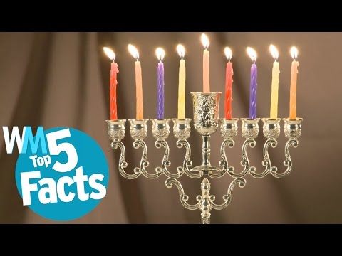 Top 5 Fun & Interesting Facts about Hanukkah