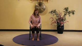 Memory Exercises in our Senior Chair Yoga Class with Sherry Zak Morris