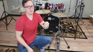 Hi-Hat Stands - Different Types and How To Fix - Nick's Drum Lessons