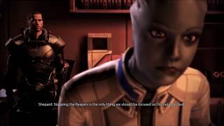 Mass Effect 3 | Liara Romance, All ...