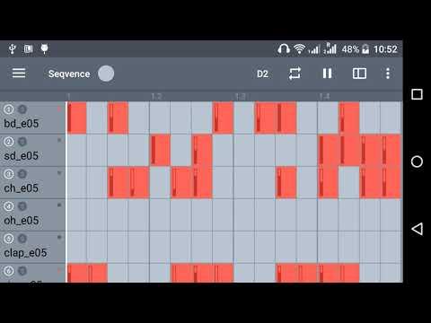 Seqvence - Android Drum Machine