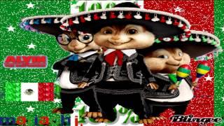 El Corrido de el Tamarindo | Alvin y las Ardillas | Ardillas Alteradas