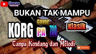 Download lagu Bukan Tak Mu Karaoke Tanpa Kendang Audio HD MP3