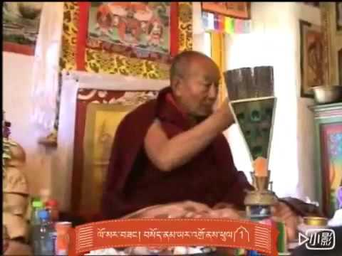 Ds high lama advise to Tibet Republic in Tibet