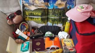 QUEBEC EN CAMPING-CAR #2 La valise