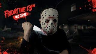 Как мы на озере отдыхали | Friday The 13th The Game
