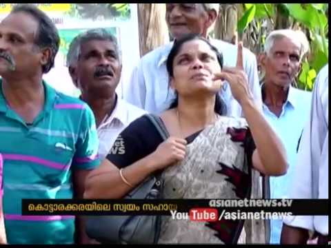 Success story in fallow land farming at Kottarakkara
