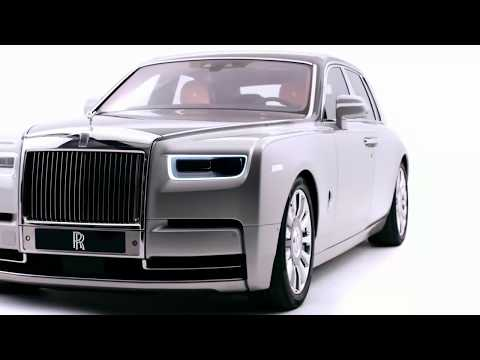 2018 All-new Rolls-Royce Phantom