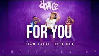 For You - Liam Payne, Rita Ora | FitDance Life (Choreography) Dance Video