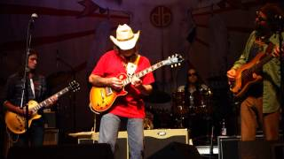 Dickey Betts solo in Back Where It All Begins 8-4-14