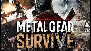 【ACT】「METAL GEAR SURVIVE (メタルギアサヴァイヴ)」- BETAプレイ【ゆっくり解説実況】 thumbnail