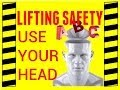 Back Safety: Lifting Safety - Use Your Head - Back Injury Prevention - Safety Video