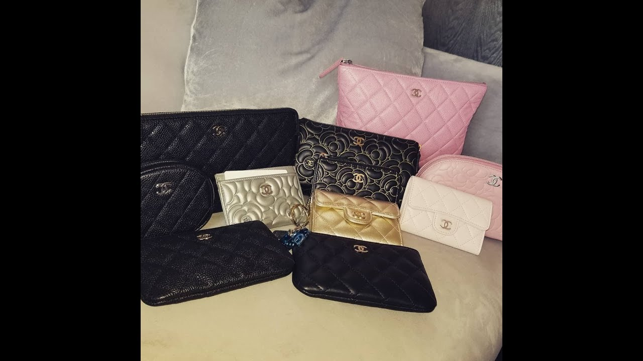 6d4b50802d4e Chanel SLG's Small Leather goods collection 2018! My Luxury Indulgences