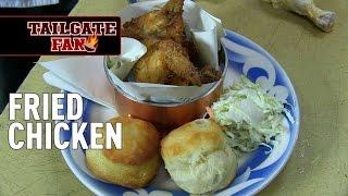 Tailgate Recipe: Fried Chicken