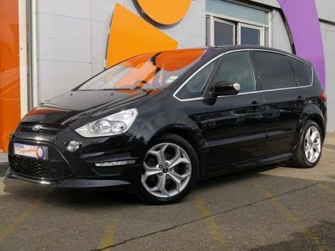 2010 ford s max titanium x sport 2 0tdci mpv for sale in. Black Bedroom Furniture Sets. Home Design Ideas