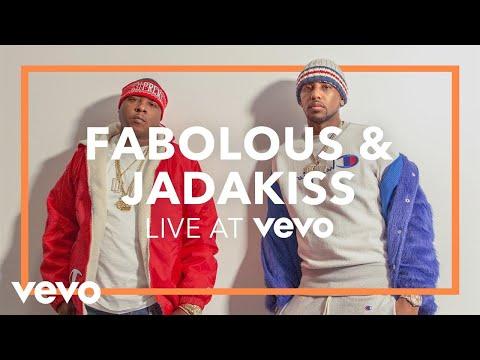 Fabolous & Jadakiss  F vs J Intro  at