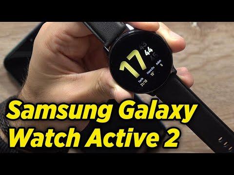 Samsung Galaxy Watch Active 2 ön inceleme