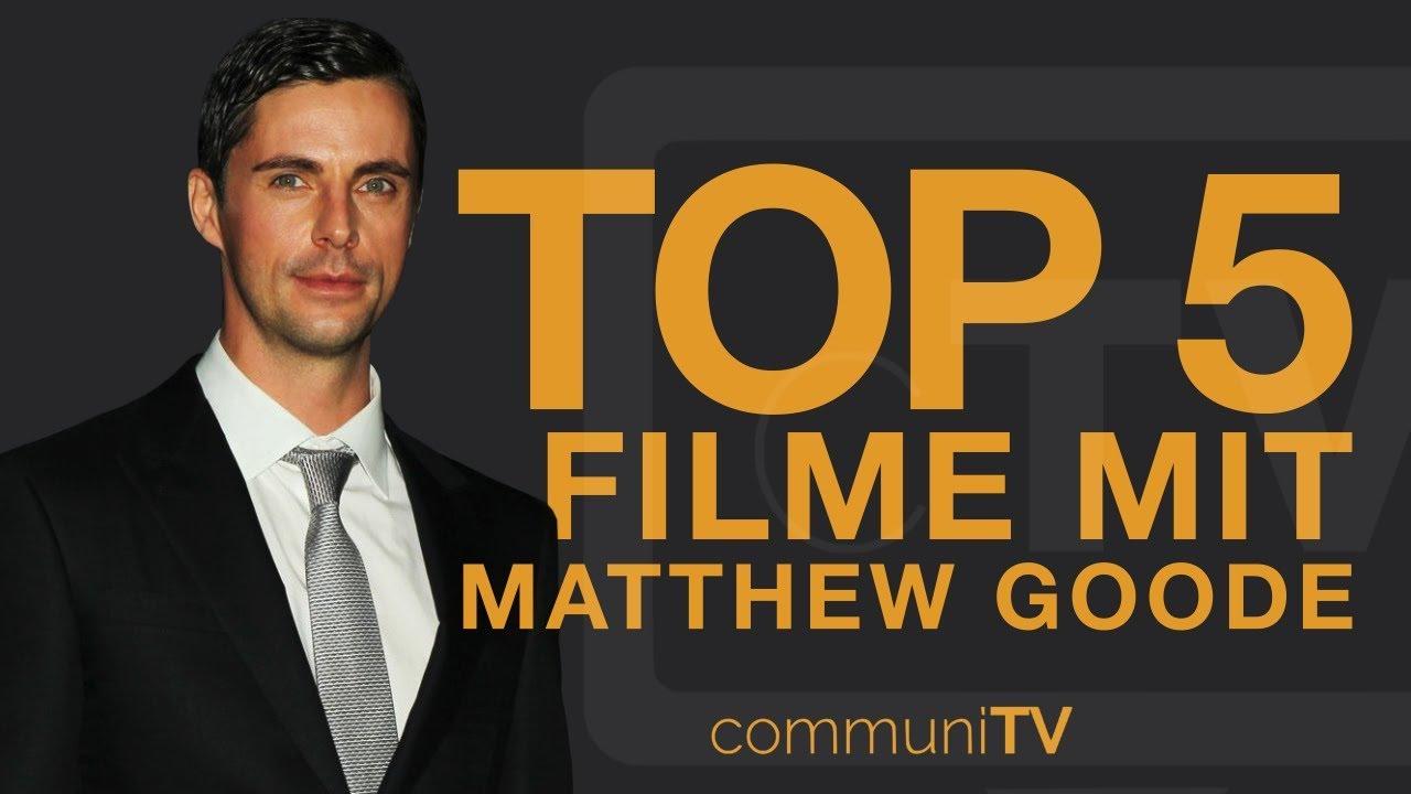 TOP 5: Matthew Goode Filme - YouTube