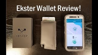 Never Lose Your Wallet Again! | Ekster Wallet