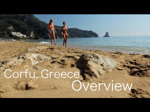 Corfu, Greece Travel Guide