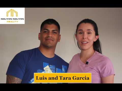 Luis and Tara Garcia - San Diego Real Estate Agent - Nguyen Nguyen Realty